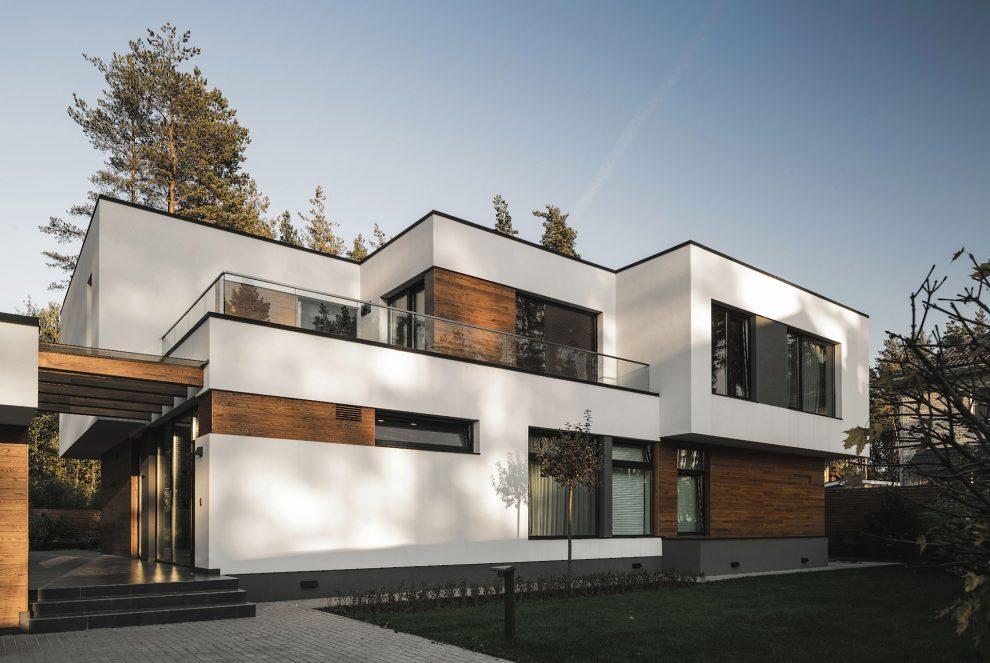 Штукатурка мокрый фасад: достоинства и недостатки