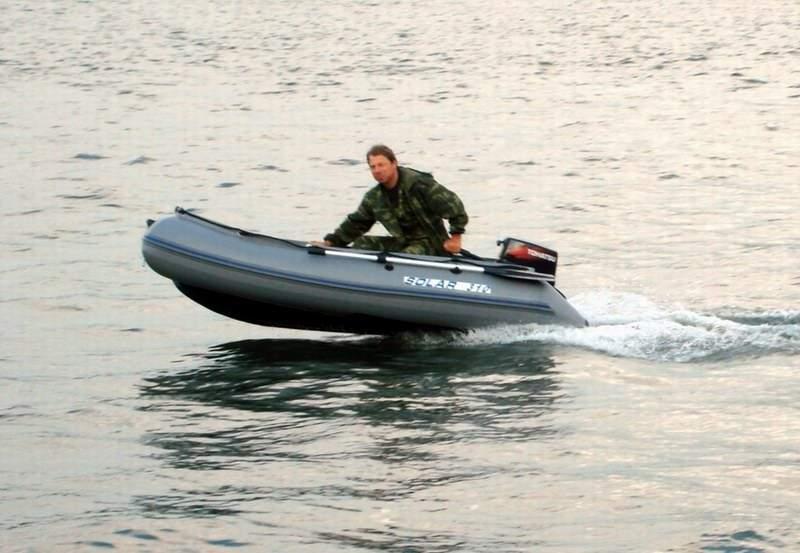 Теория глиссирования моторных лодок
