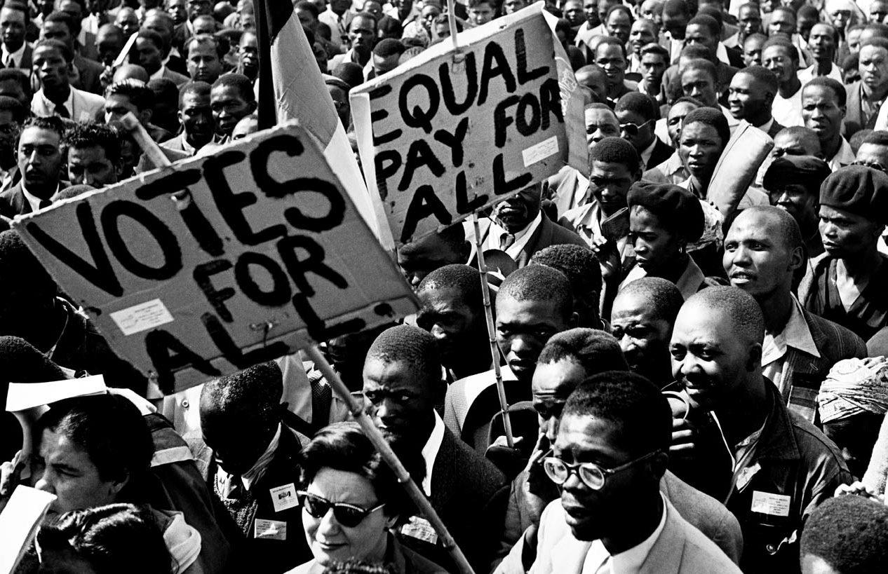 Апартеид в юар: определение, создание и падение режима