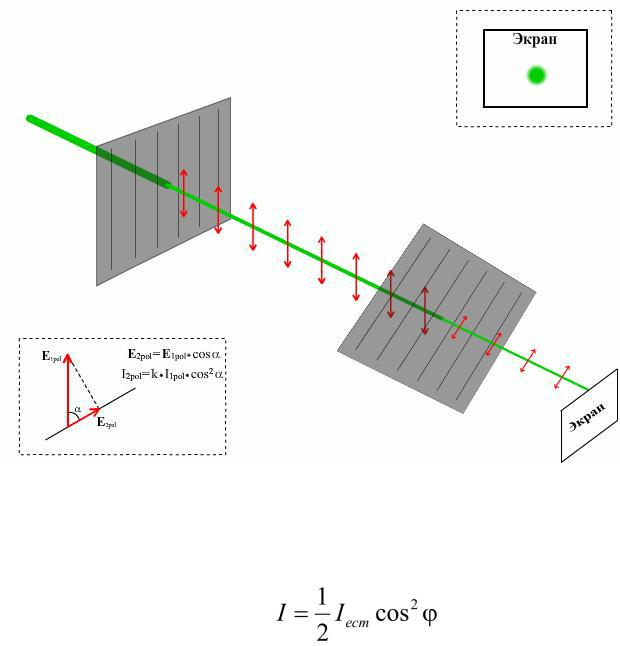 Поляризация электромагнитных волн
