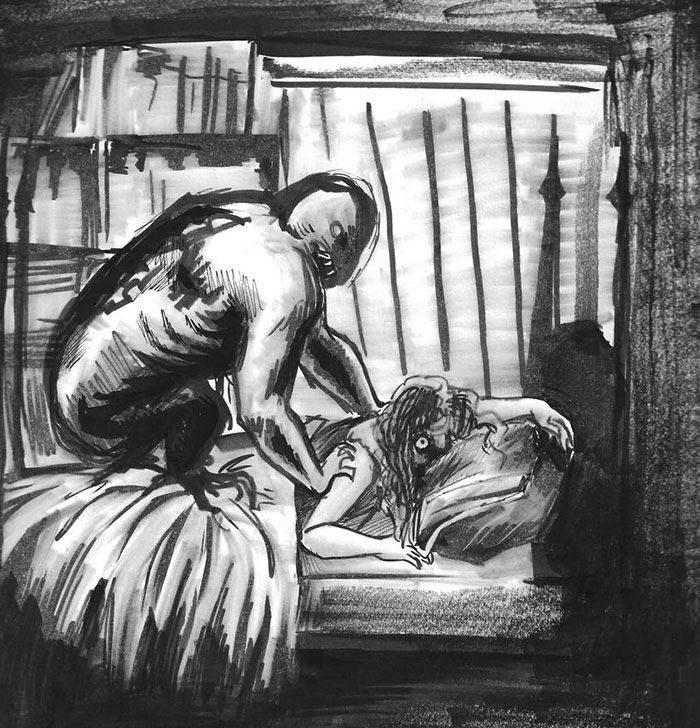 Сонный паралич: что это такое, причины возникновения, как от него избавиться