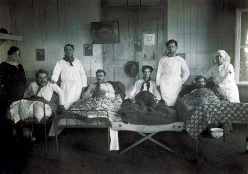 Грипп испанка: вирус, эпидемия болезни 1918 года