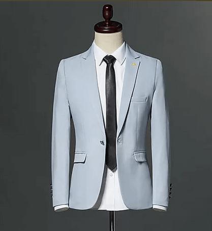 Лацкан пиджака - это что такое?