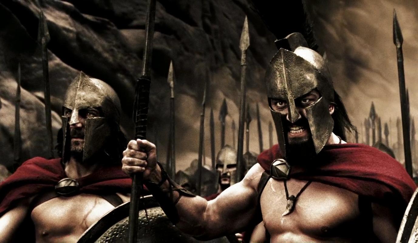 Древняя спарта — государство великих воинов