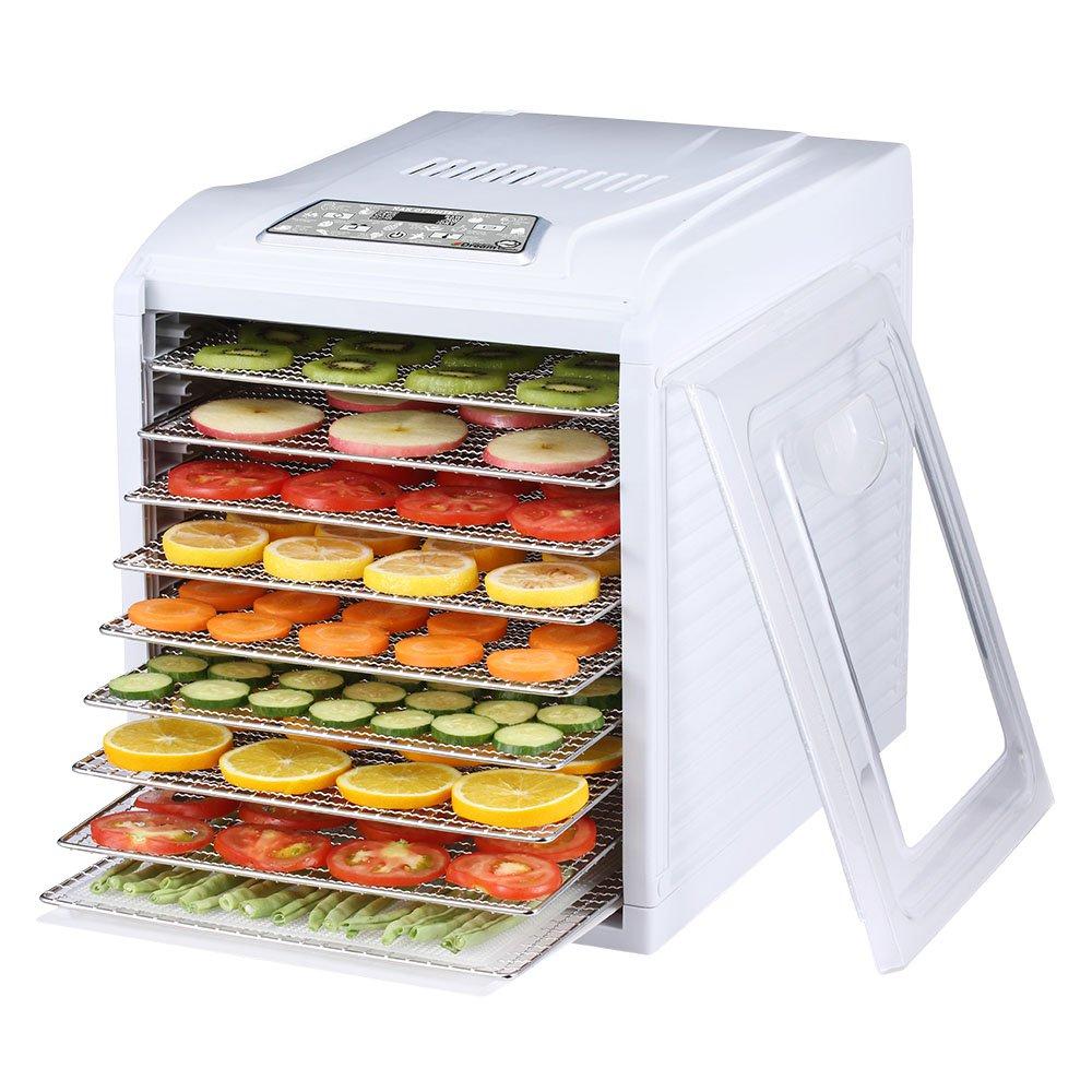 Дегидратор для овощей и фруктов. рецепты для дегидратора