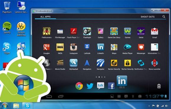 5 бесплатных эмуляторов android на пк - лайфхакер