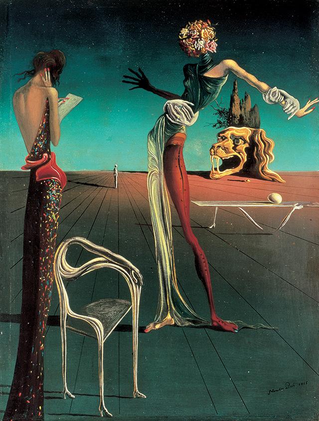 Что такое сюрреализм в искусстве и кто такие сюрреалисты?