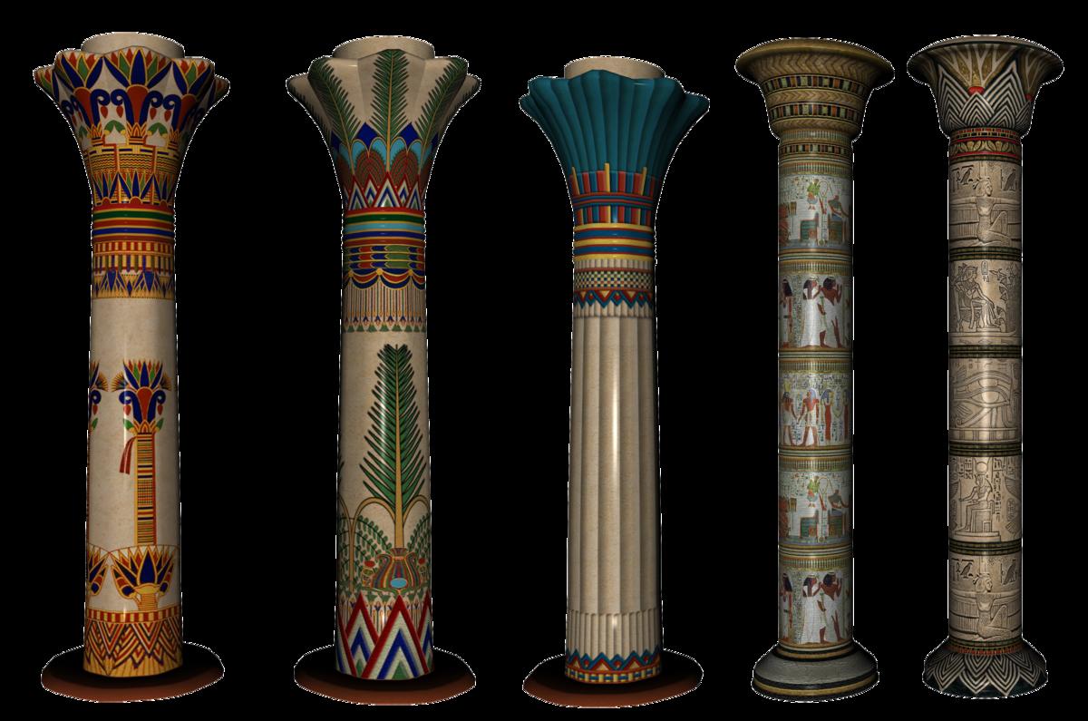 Что такое колонна