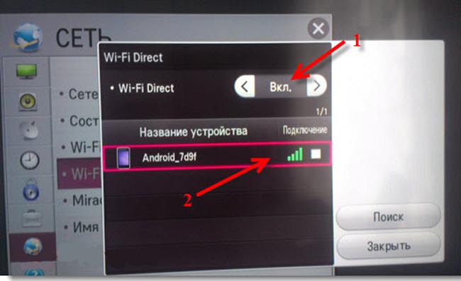 Wi-fi direct что это такое? точка доступа |  | страница 113