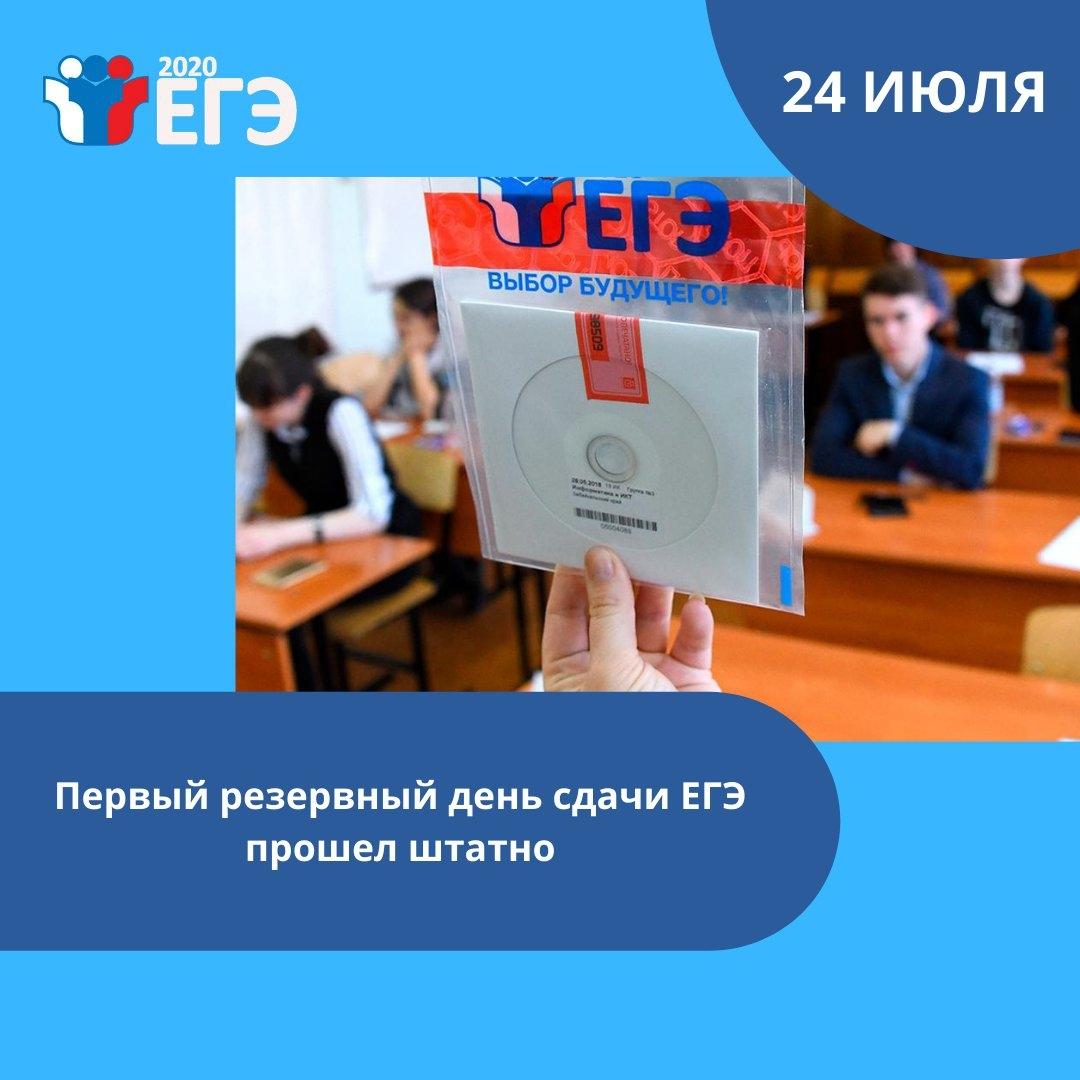 Егэ - единый государственный экзамен