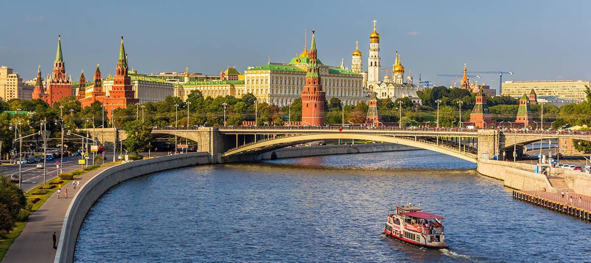 Московский кремль – самая древняя действующая крепость в мире