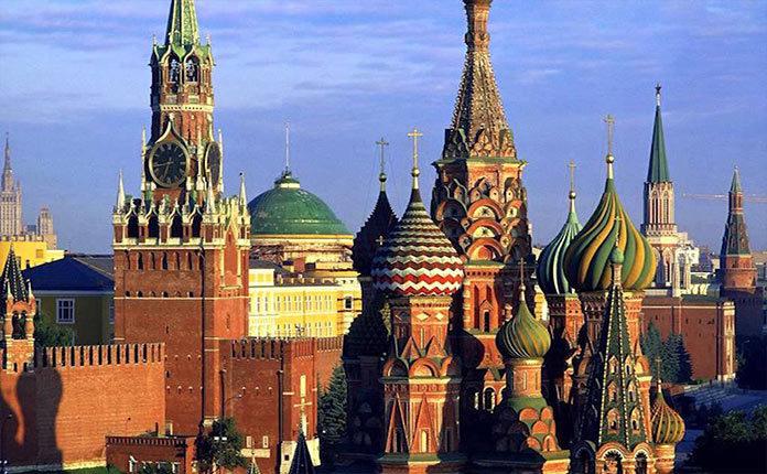 Московский кремль: история древней крепости