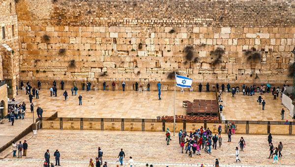 Кто построил стену плача?
