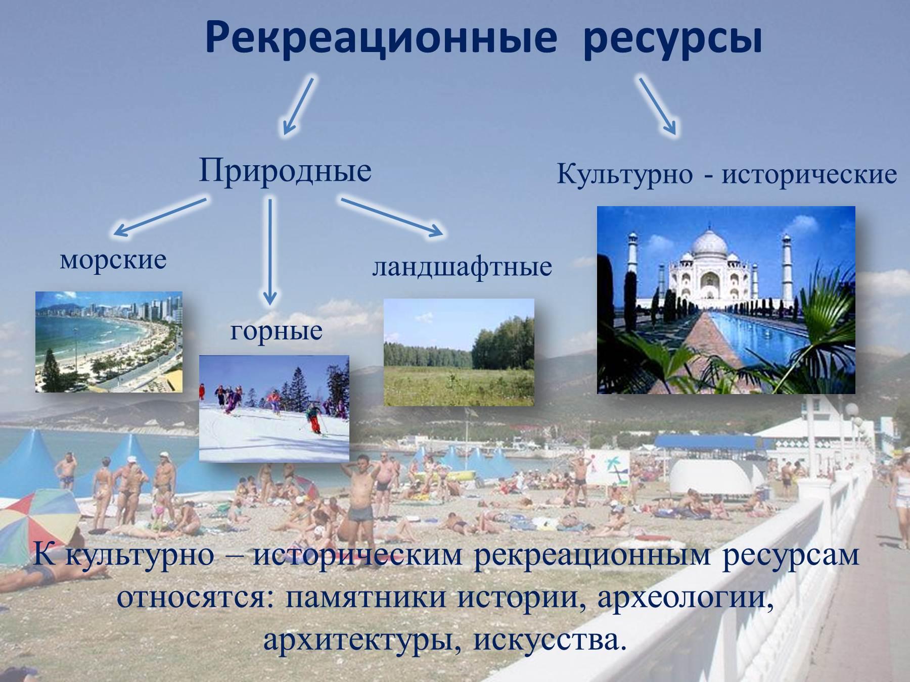 Рекреационный туризм — это что такое? виды и развитие рекреационного туризма |