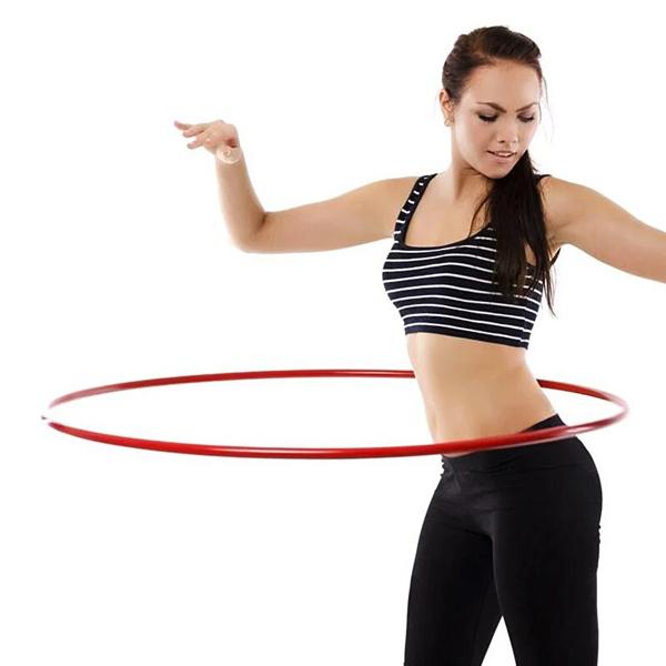 """Хула-хуп (hula hoop). описание, виды и упражнения с хула-хупом   спорт на """"добро есть!"""""""