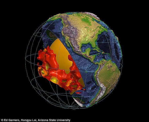 Шесть основных фактов про мантию земли
