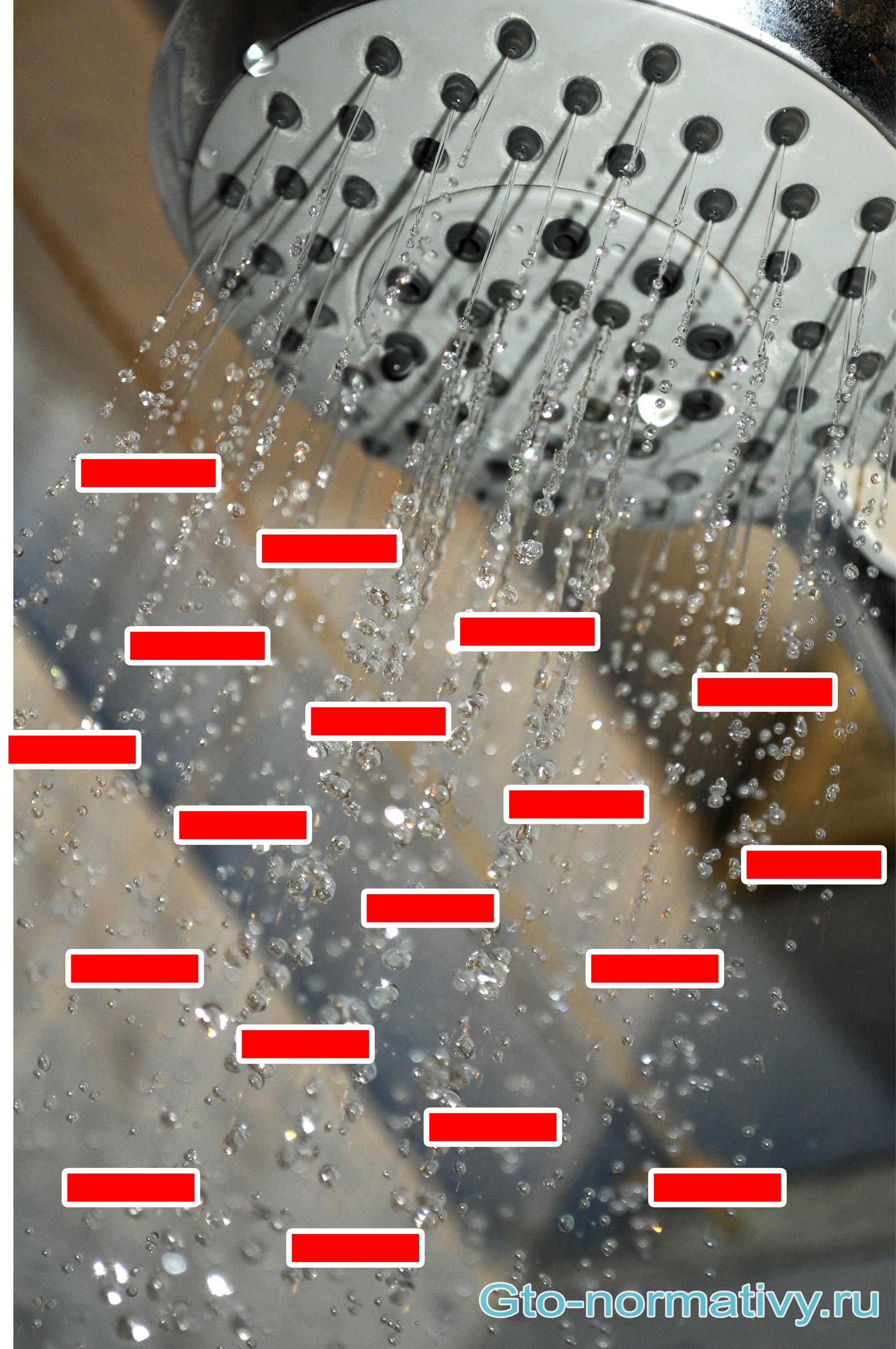 Как правильно принимать контрастный душ: польза и вред