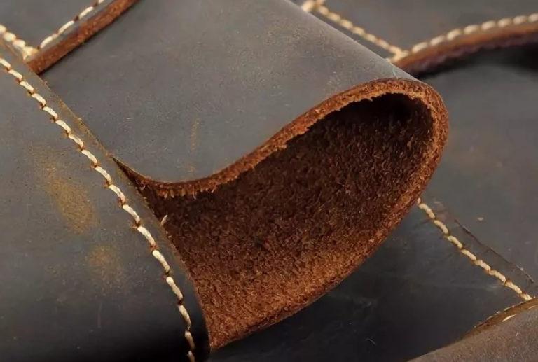 Композиционная кожа: что это такое в обуви или в сумке, описание материла
