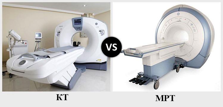 Чем мрт отличается от кт и какая процедура лучше?