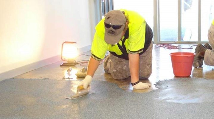 Пропитки для бетонного пола: бетонный топпинг для защиты покрытия