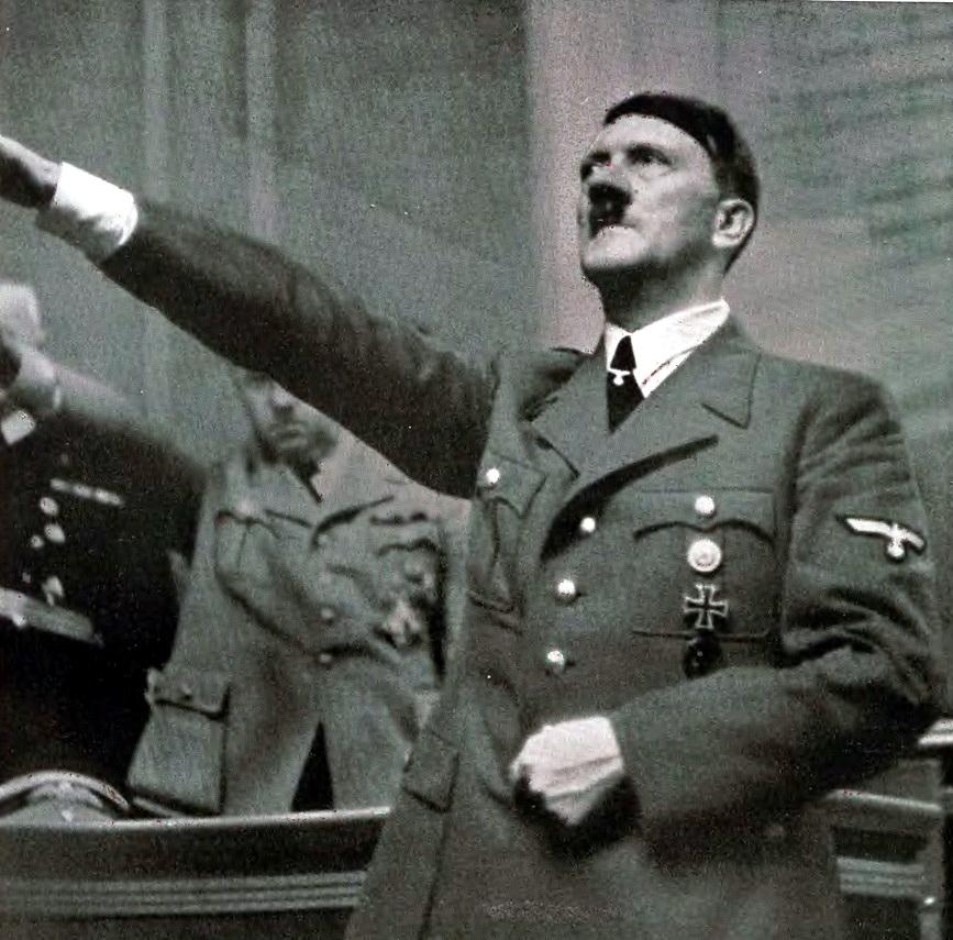 Нацистское приветствие