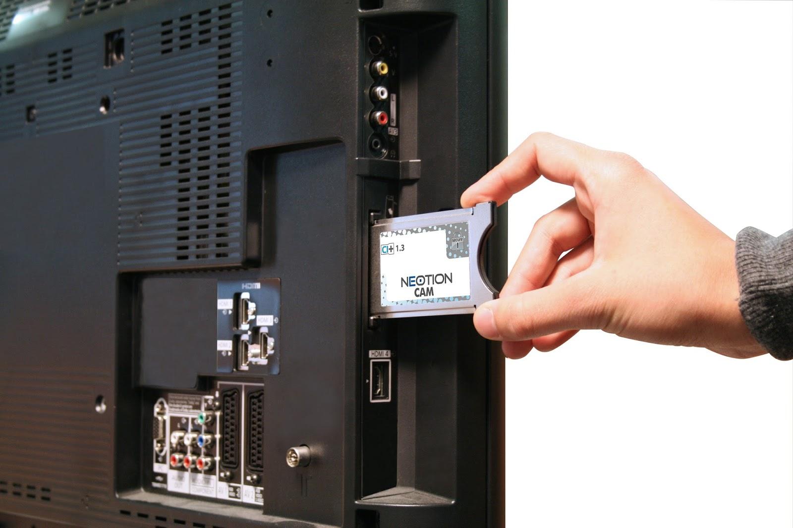 Что такое ci cam модуль в телевизоре lg