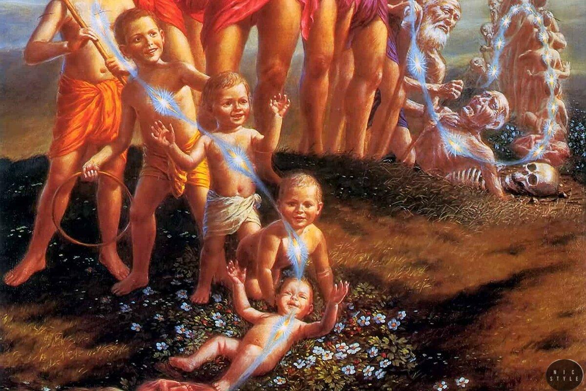 Определение реинкарнации: как она происходит?