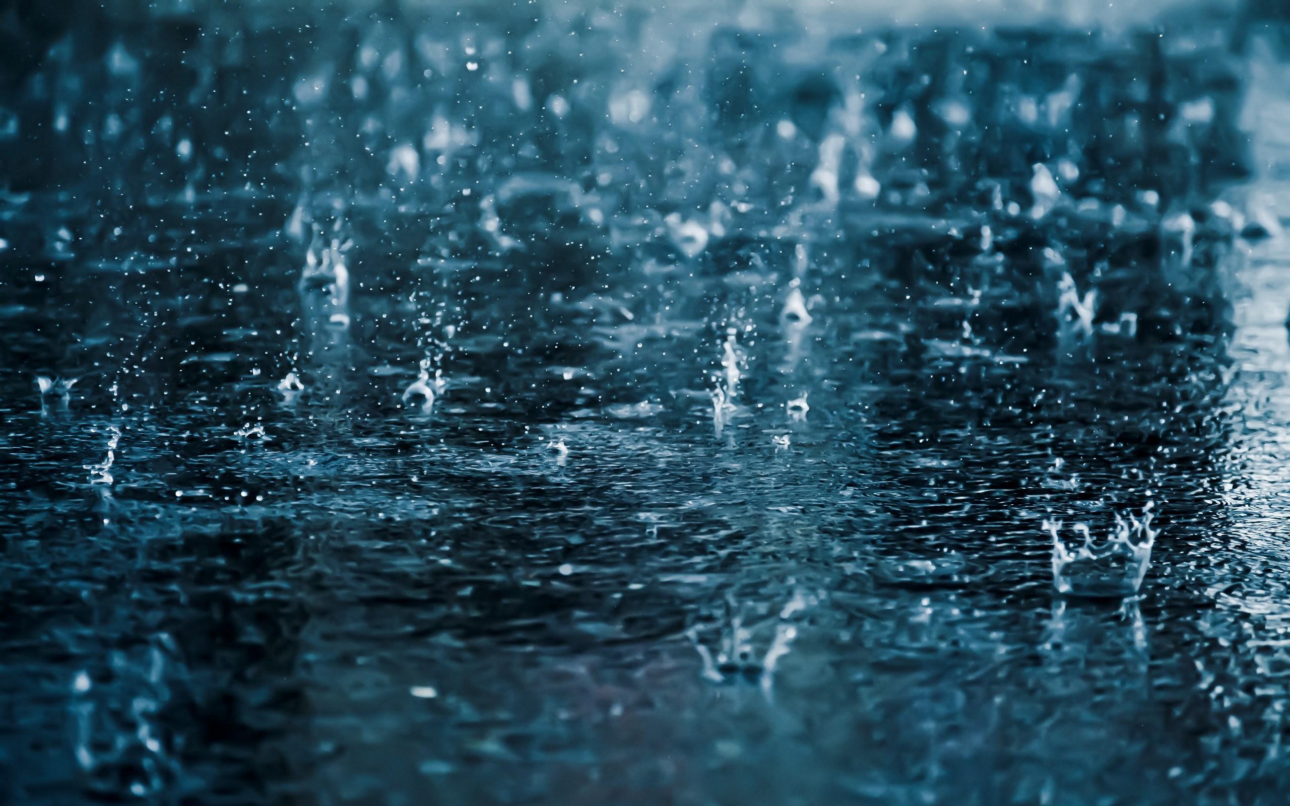 Природа появления дождей