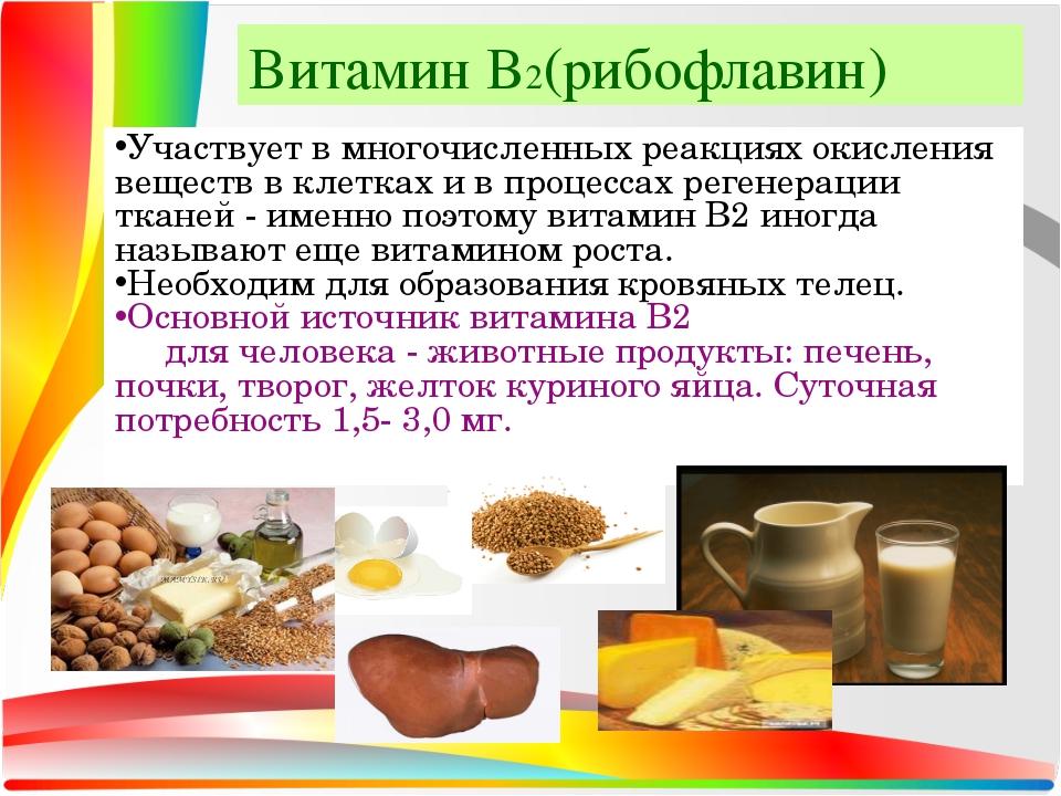 Рибофлавин — википедия. что такое рибофлавин