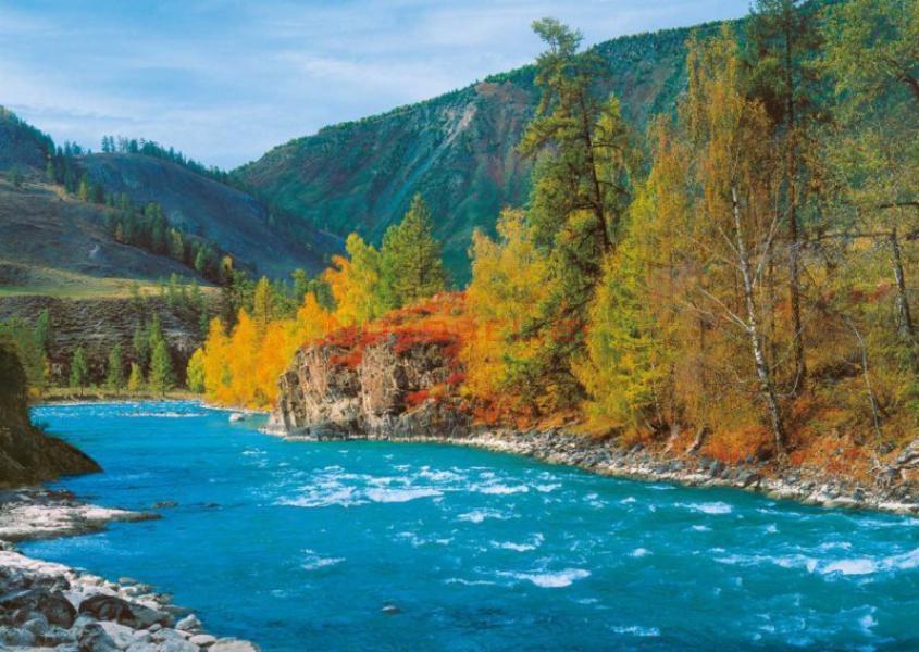 Река миссисипи | 10 интересных фактов