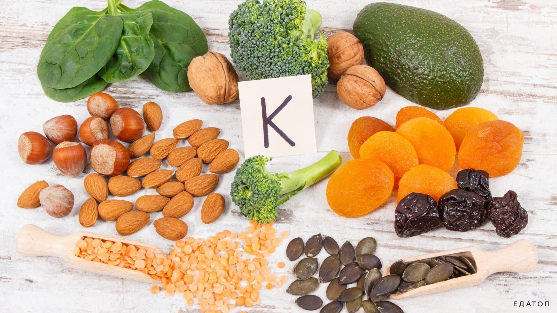 Продукты питания содержащие натрий и для чего он нужен в организме человека
