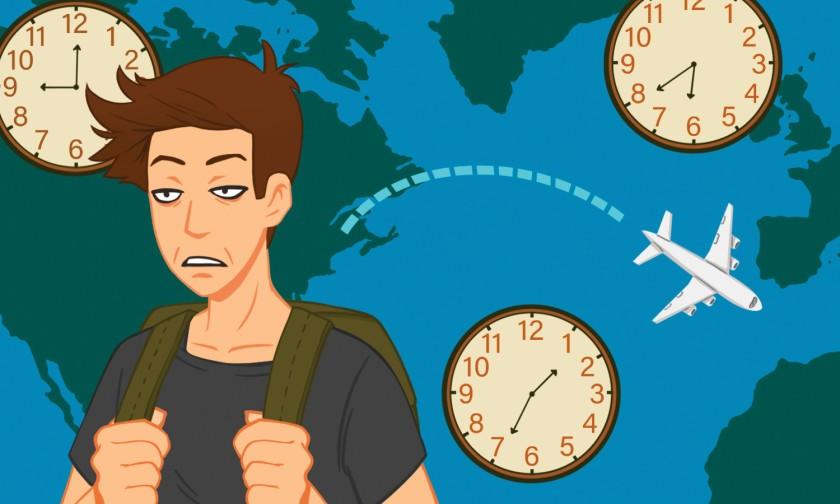 Джетлаг — википедия. что такое джетлаг