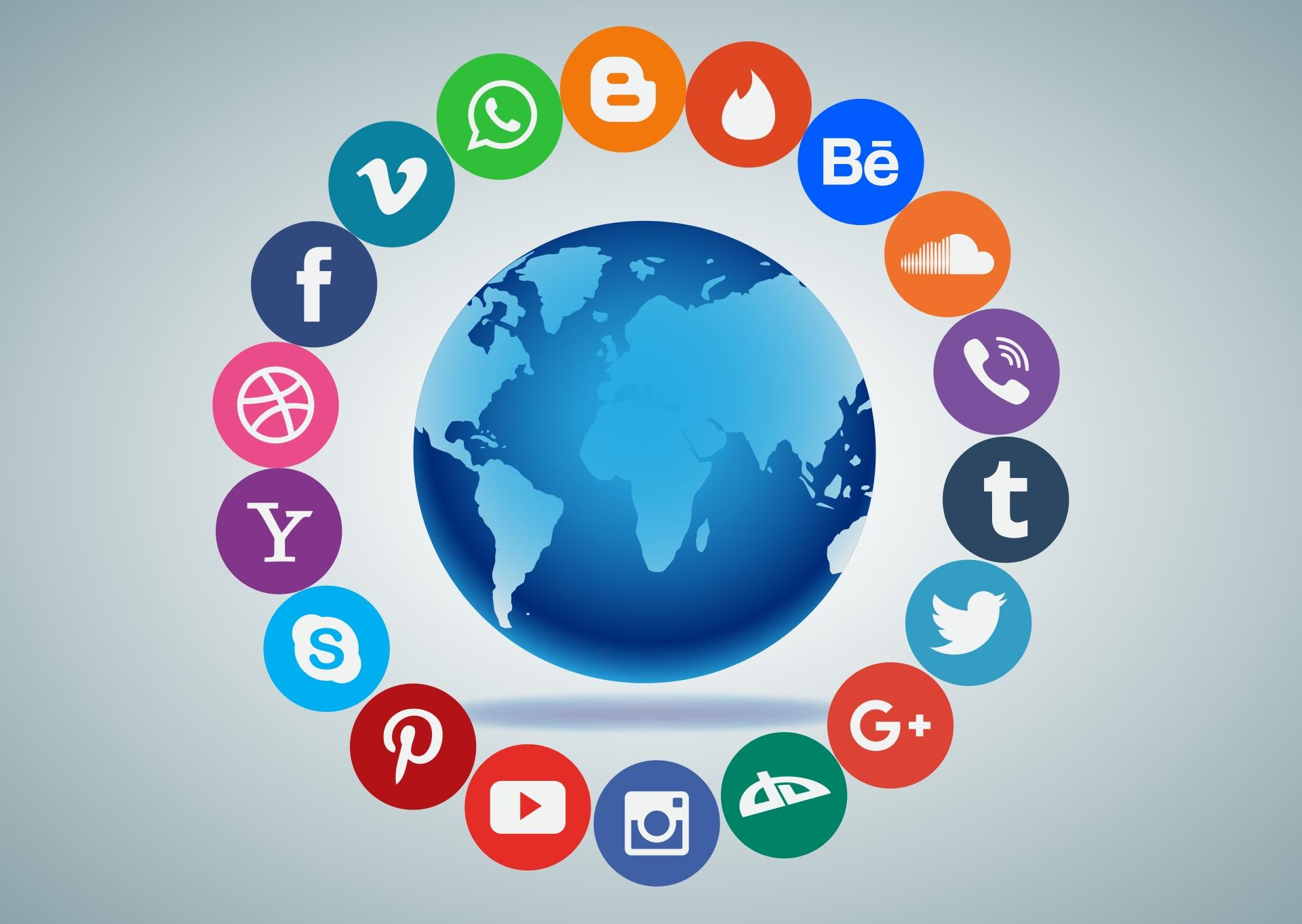 Список социальных сетей — википедия с видео // wiki 2