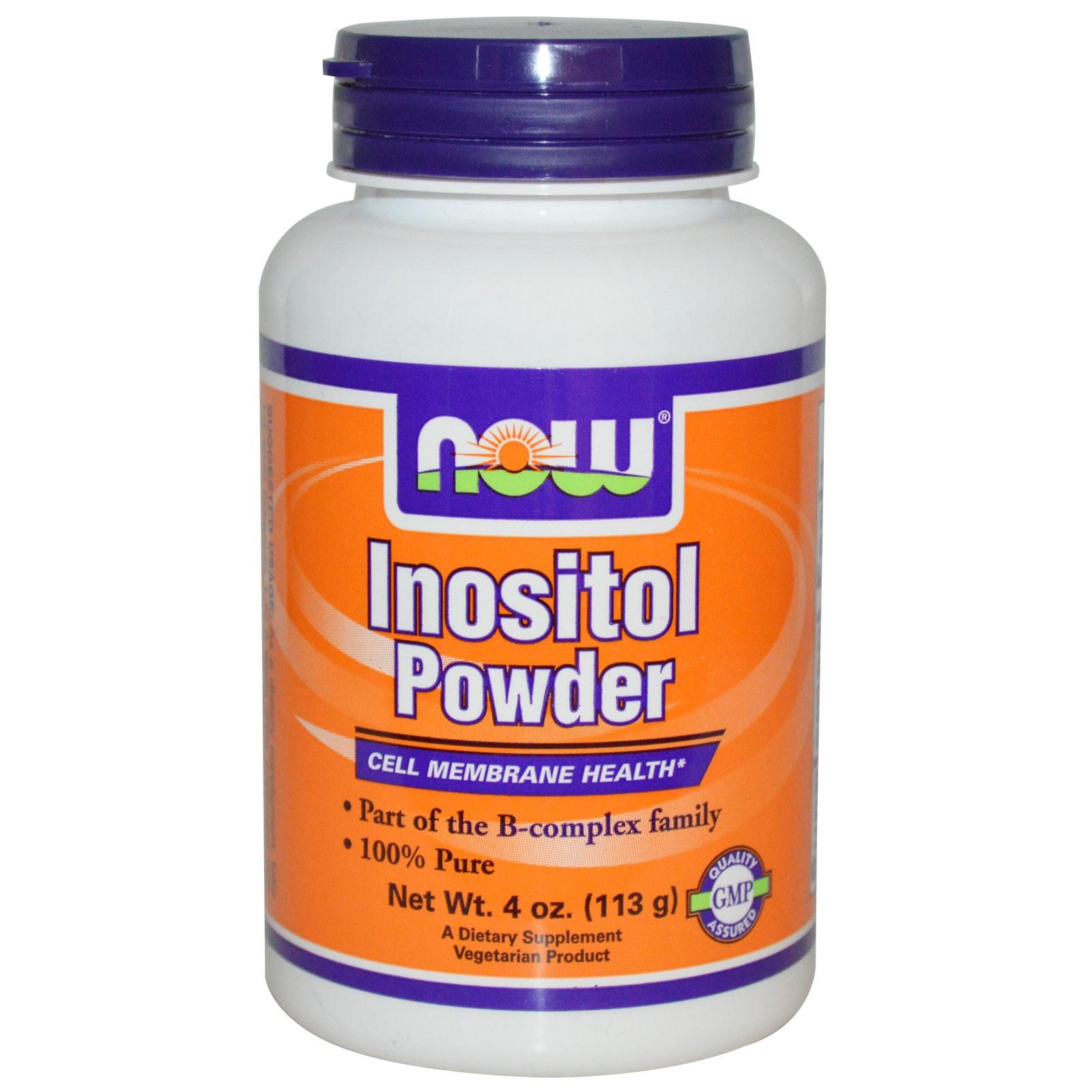 Для чего нужен инозитол – инструкция по применению, препараты