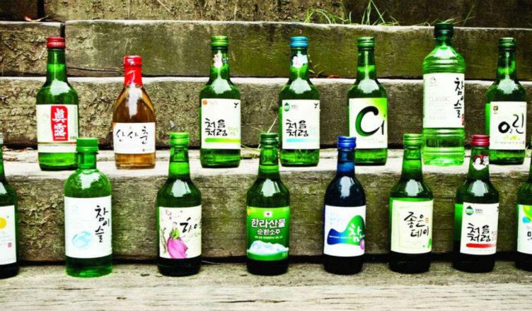 Корейская водка соджу — что это такое