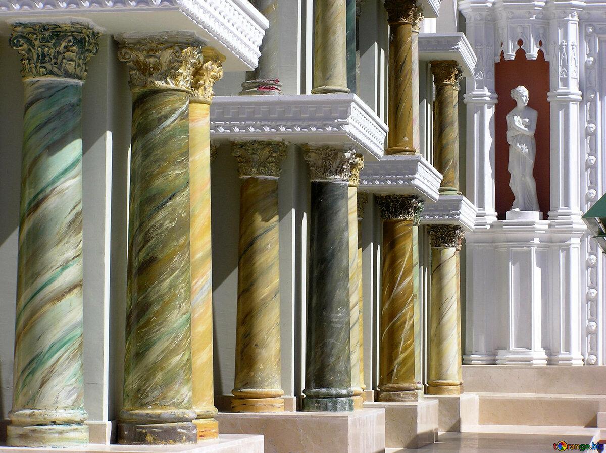 Что такое колонна: определение, виды, история и интересные факты :: syl.ru