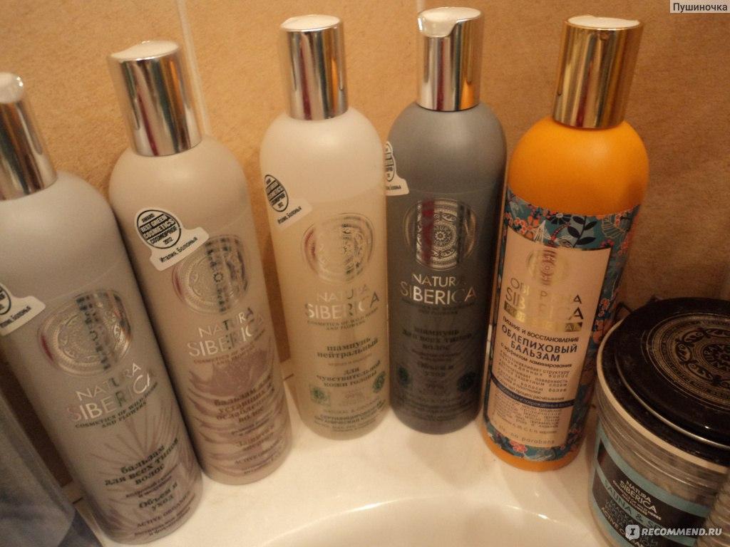 Список лучших шампуней без сульфатов для красивых волос