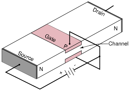 Схема подключения транзистора для чайников