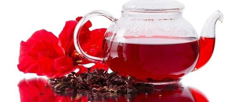 Чай каркаде: польза и вред, в какое время пить, повышает или понижает давление