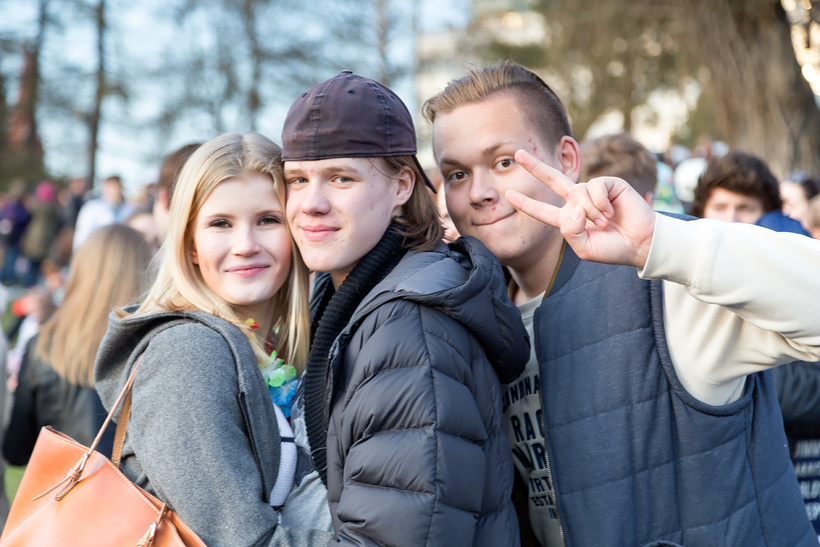 Финны в россии