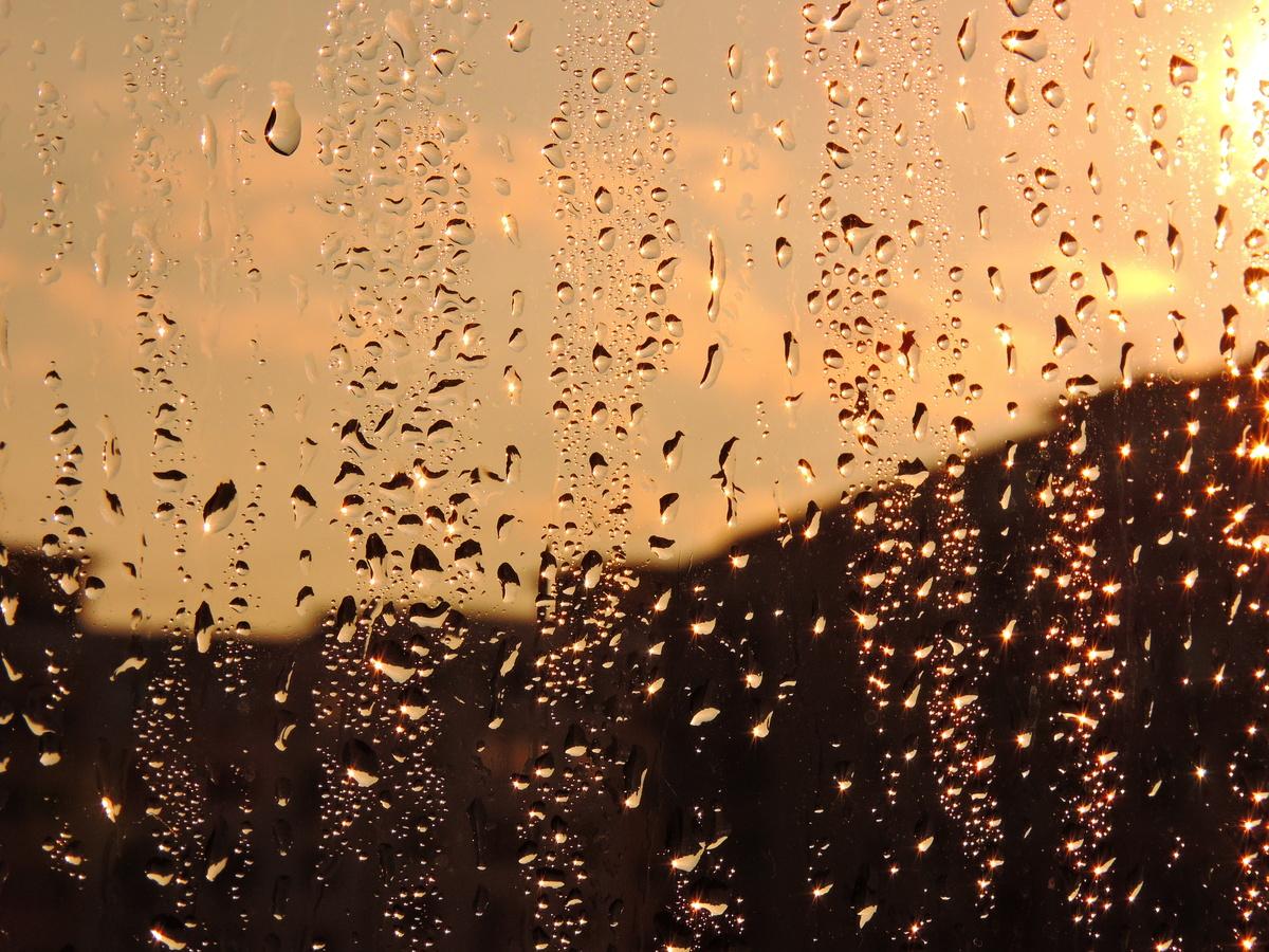 Что такое дождь