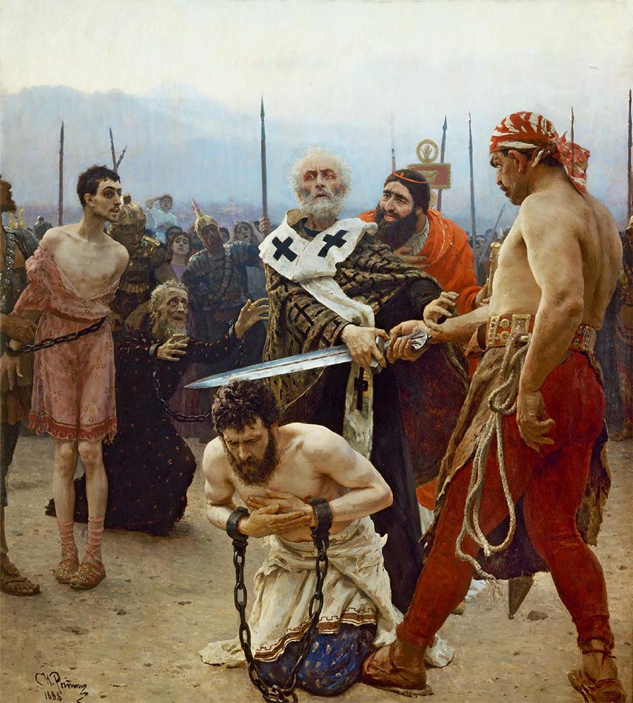 Что такое эшафот: публичные казни в назидание