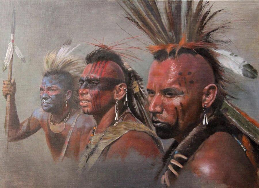 Причёска ирокез: история и описание, кому идет, как сделать самостоятельно