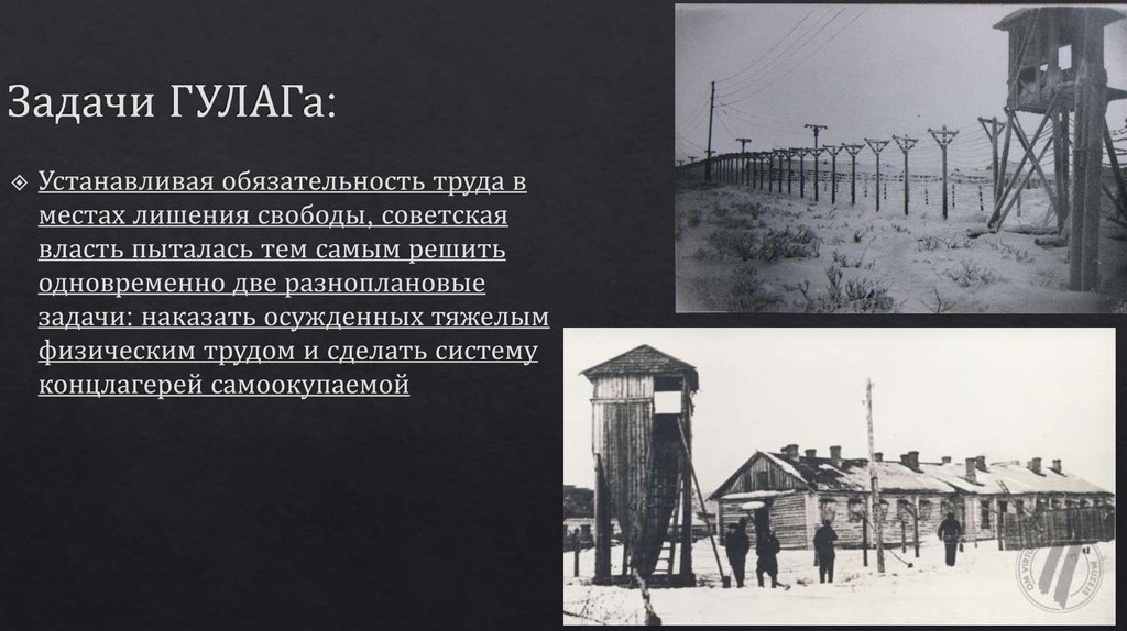 Гулаг: история лагерной системы