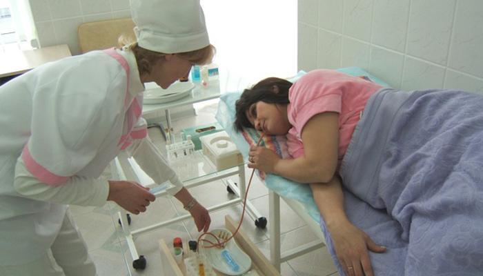 Дуоденальное зондирование на паразитов