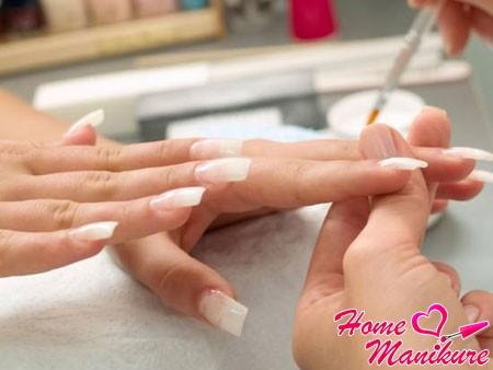 Что такое коррекция ногтей: ее виды, пошаговая инструкция