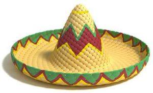 Как можно не влюбиться в мексиканскую шляпу!