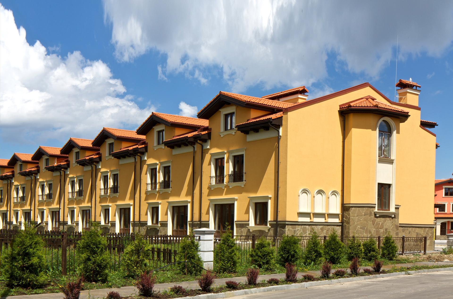 Таунхаус — это современное, комфортное и престижное жилье за разумные деньги