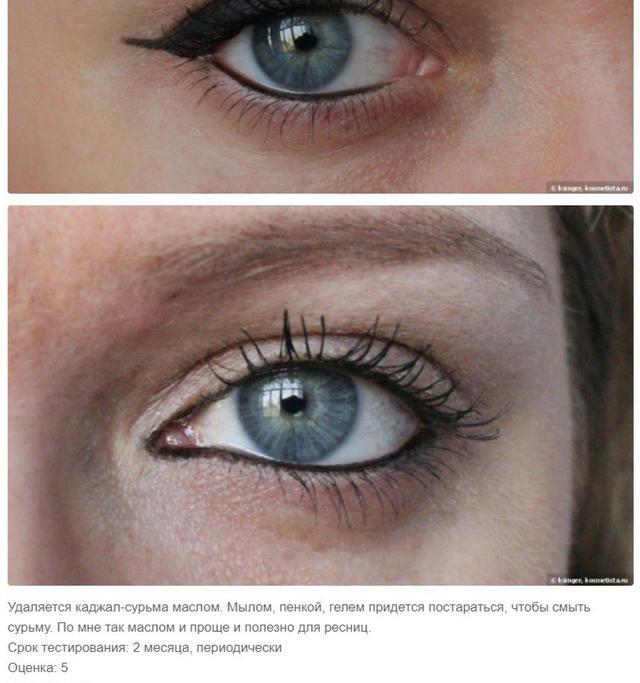 Сурьма для глаз: плюсы и минусы, возможные побочные эффекты