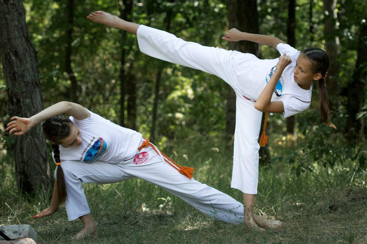 Загадочная капоэйра. capoeira что это